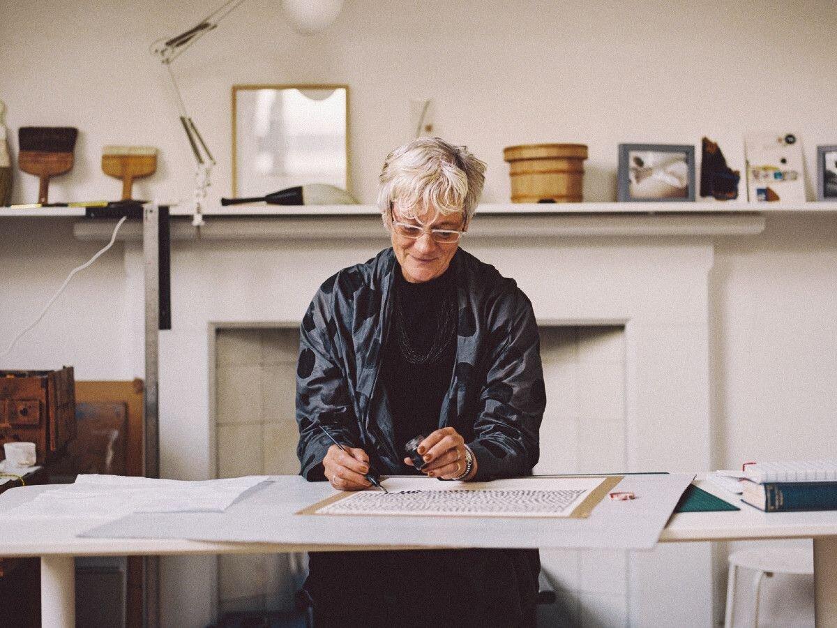 Ребека Солтер стала першою президенткою Королівської академії мистецтв