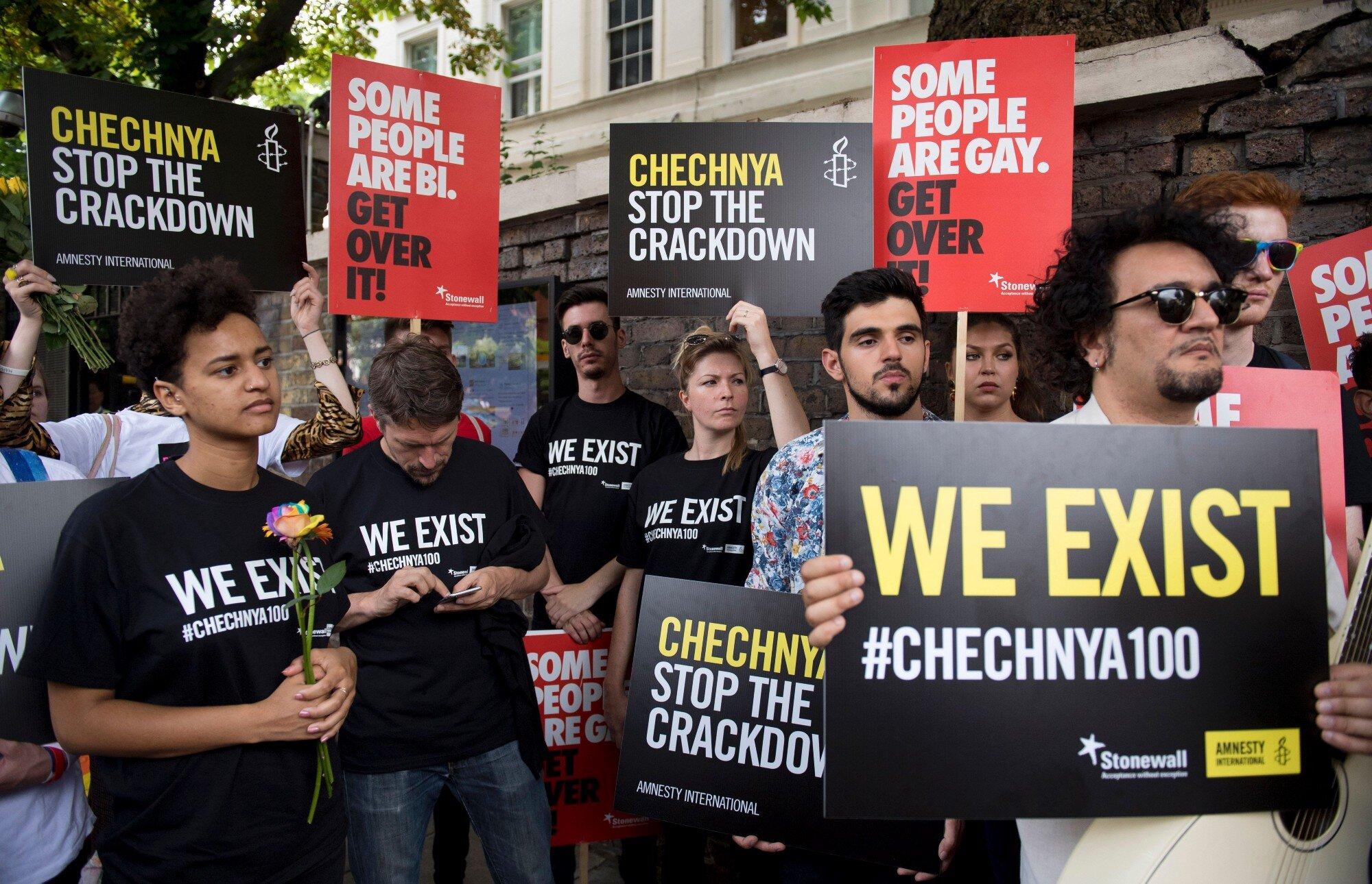 До програми Sundance 2020 включили фільм про ЛГБТК спільноту в Чечні