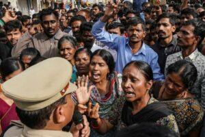 В Індії вимагають посадити 4-х ґвалтівників за ґрати
