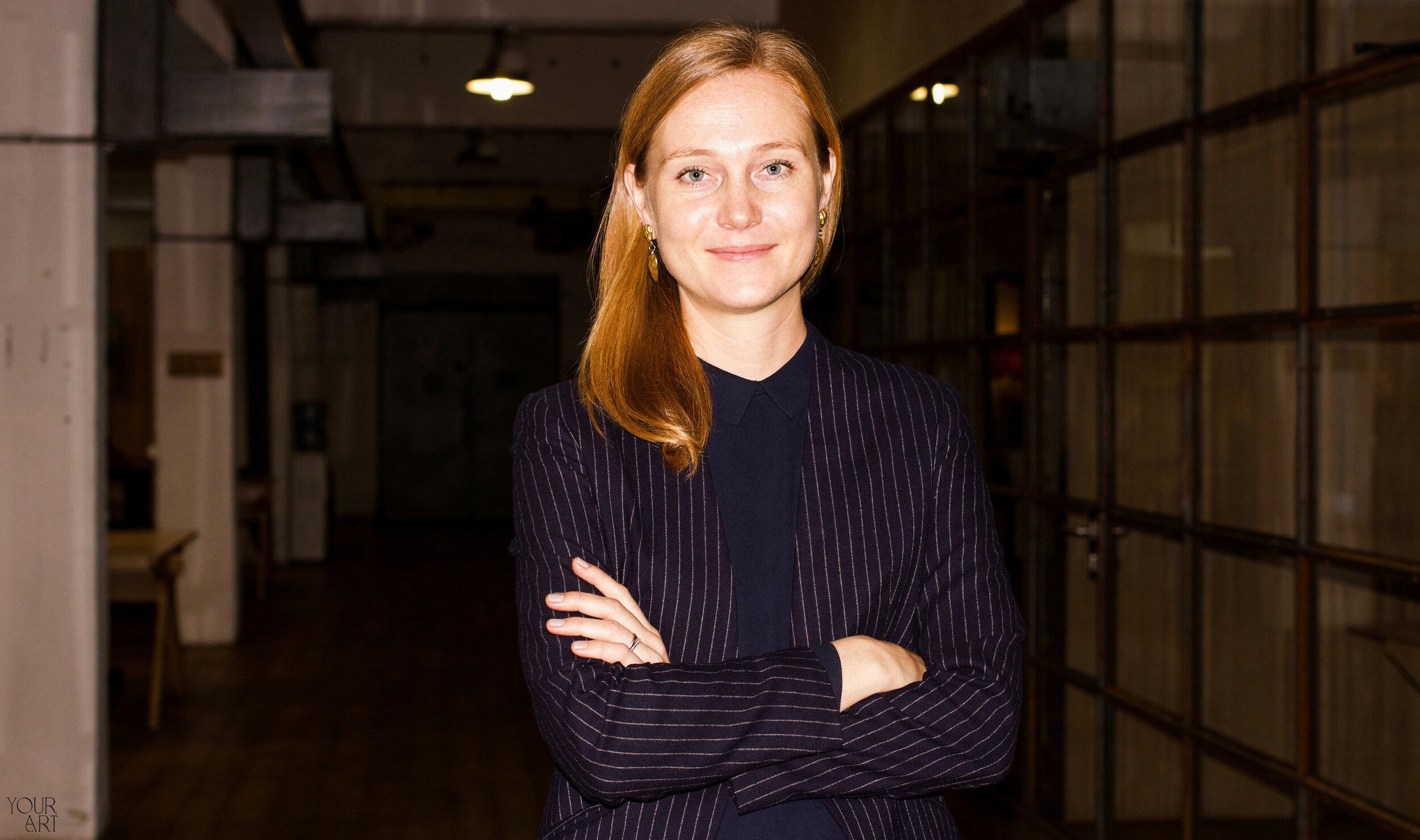 Катерина Філюк про потенціал сучасного мистецтва та діалог із глядачем