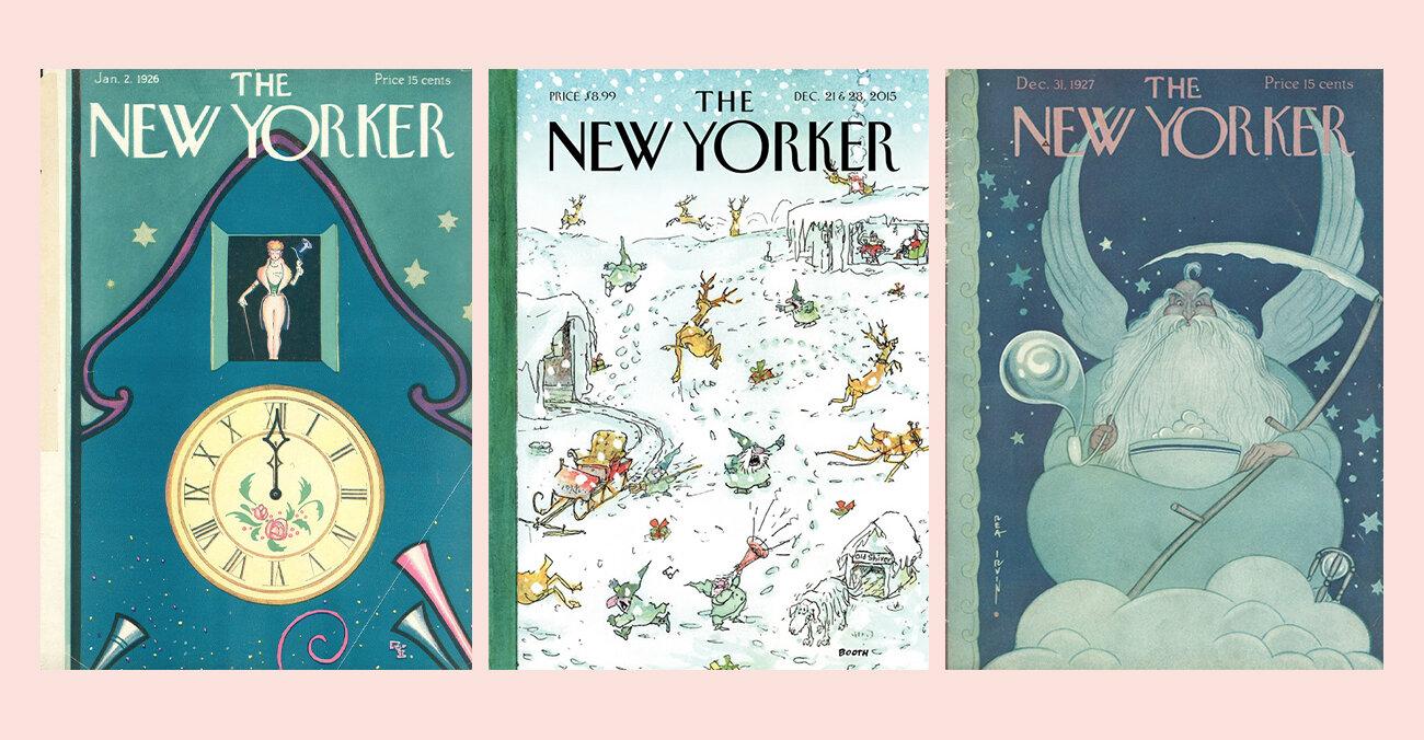 The New Yorker опублікував найпопулярніші карикатури 2019 року
