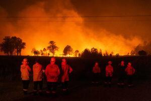 В Австралії через пожежі закривають музеї та галереї