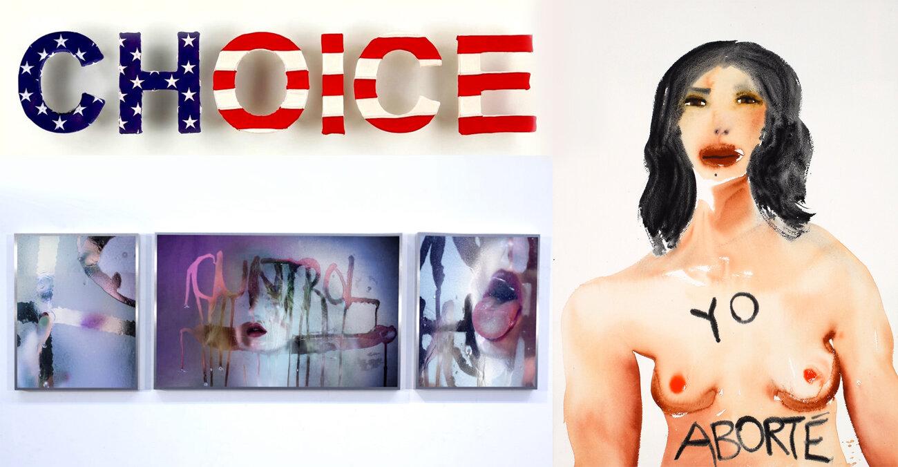 У Нью-Йорку відкрилася виставка «Аборт — це нормально»