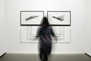 У берлінській галереї EIGEN + ART відкрилася виставка Лади Наконечної