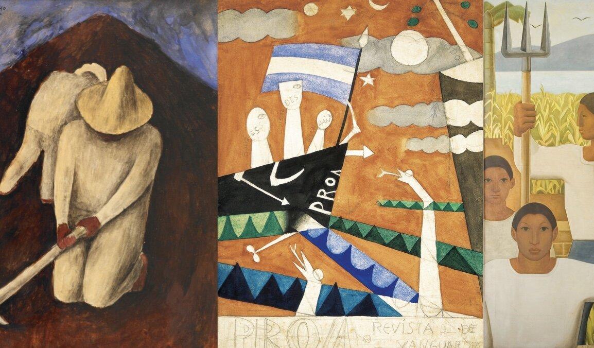 Авангардистські твори Південної Америки у 10 світлинах