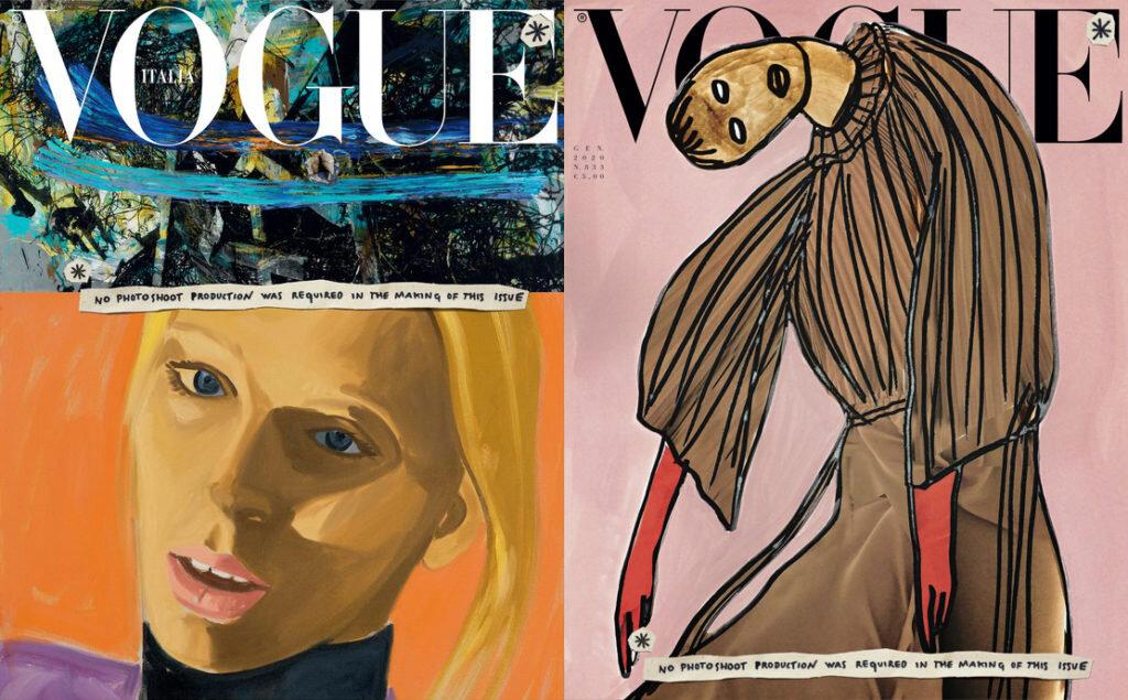 Vogue Italia частково відмовилися від створення фото для обкладинок