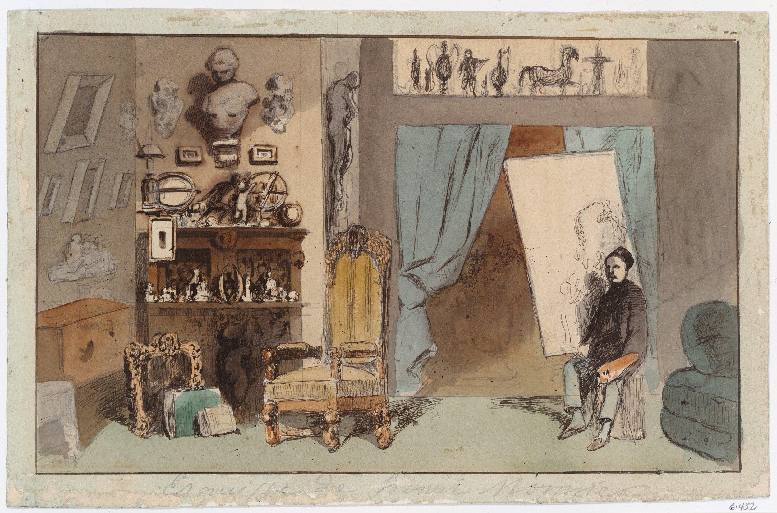 Лувр поверне картини, що підлягають реституції