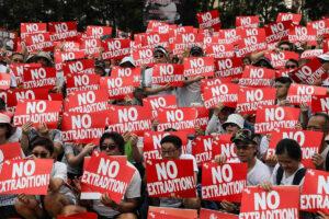 У Китаї заарештували художника, якого звинувачують у підтримці протестів в Гонконзі