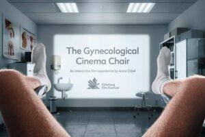 На кінофестивалі у Швеції представлять перше гінекологічне кіно