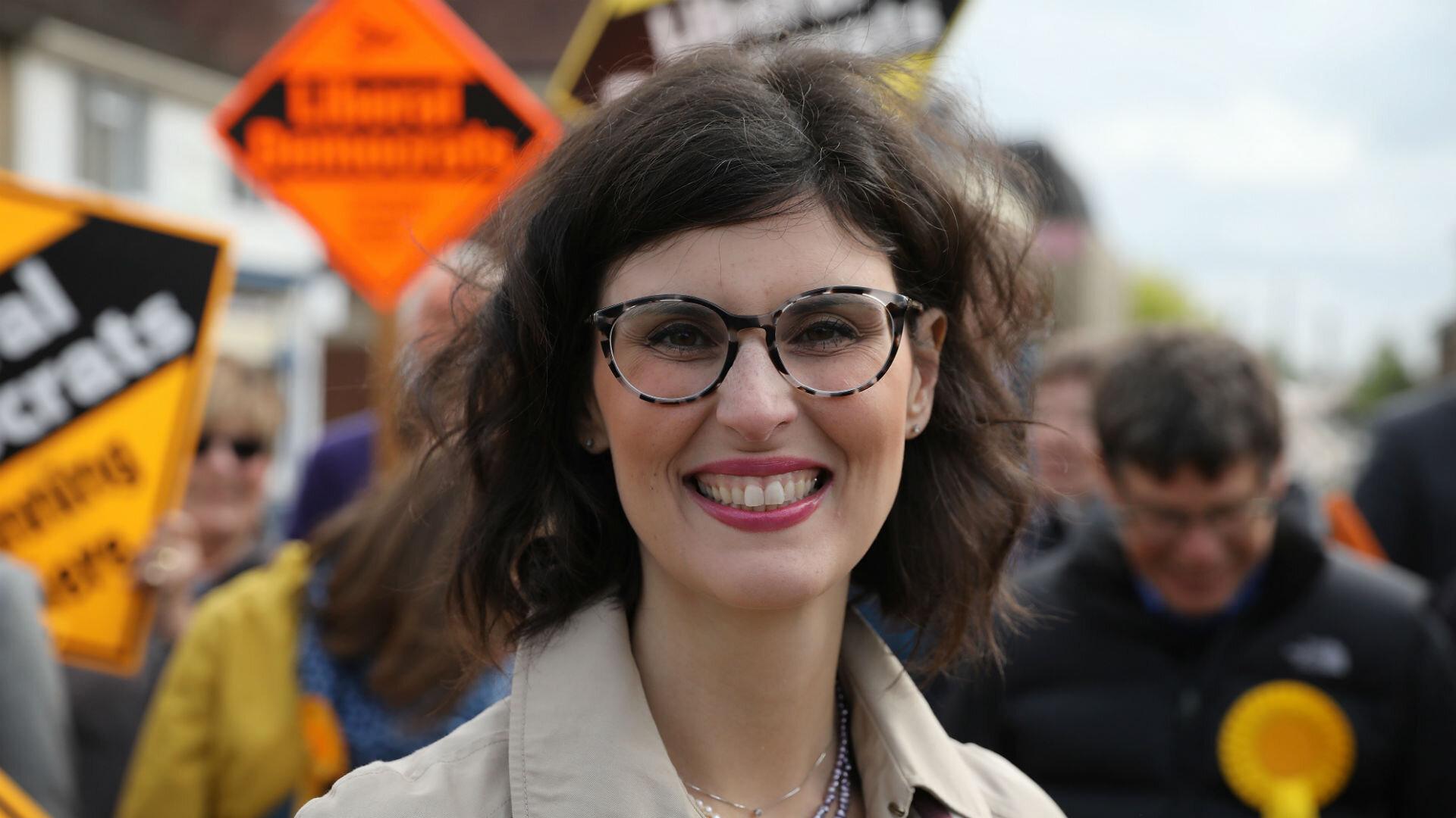 Лейла Моран стала першою відкритою пансексуалкою у британському парламенті