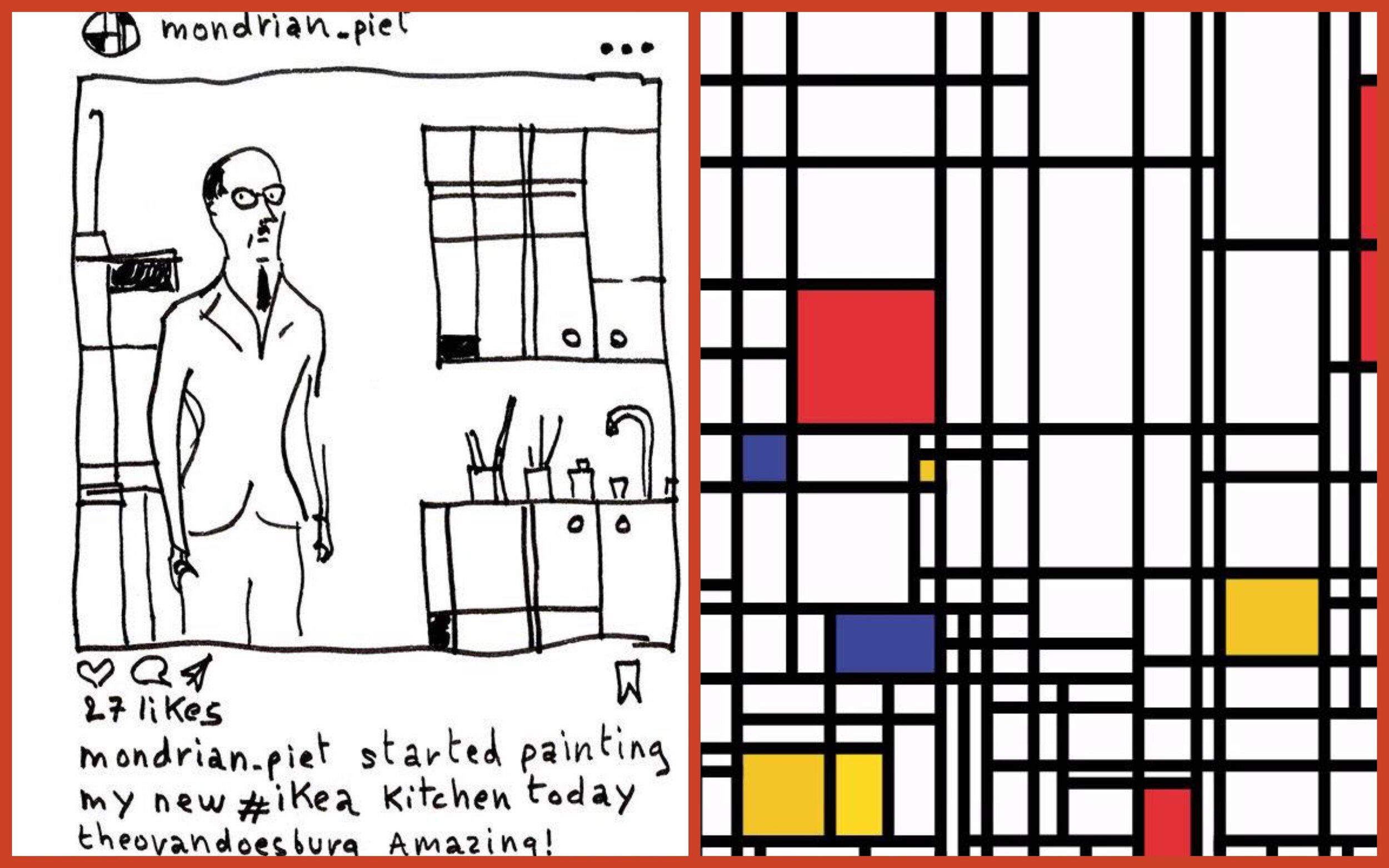 Французький музей створив Instagram-профіль художників минулих століть