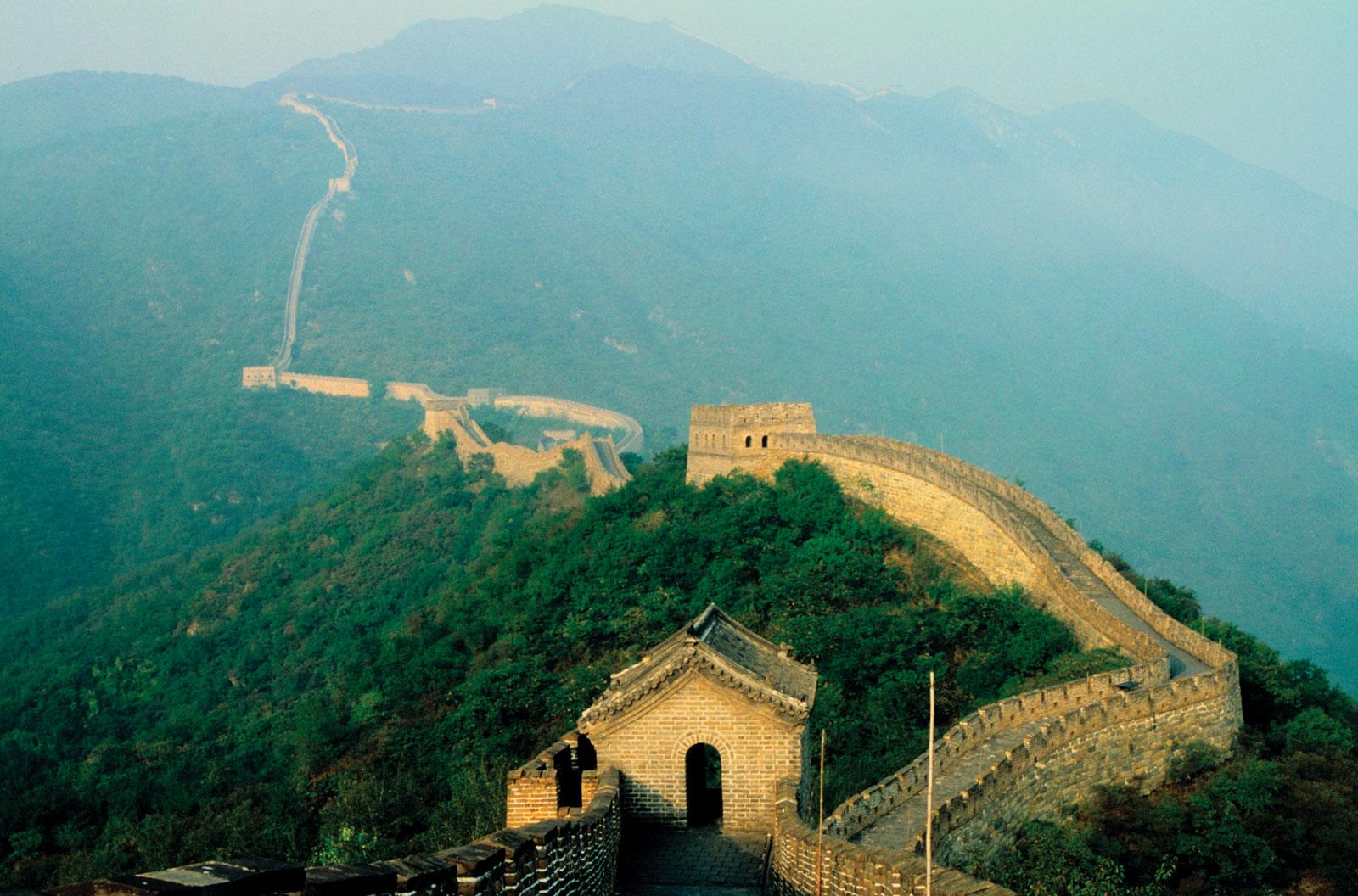 Китай закрив частину Великого Китайського муру через коронавірус