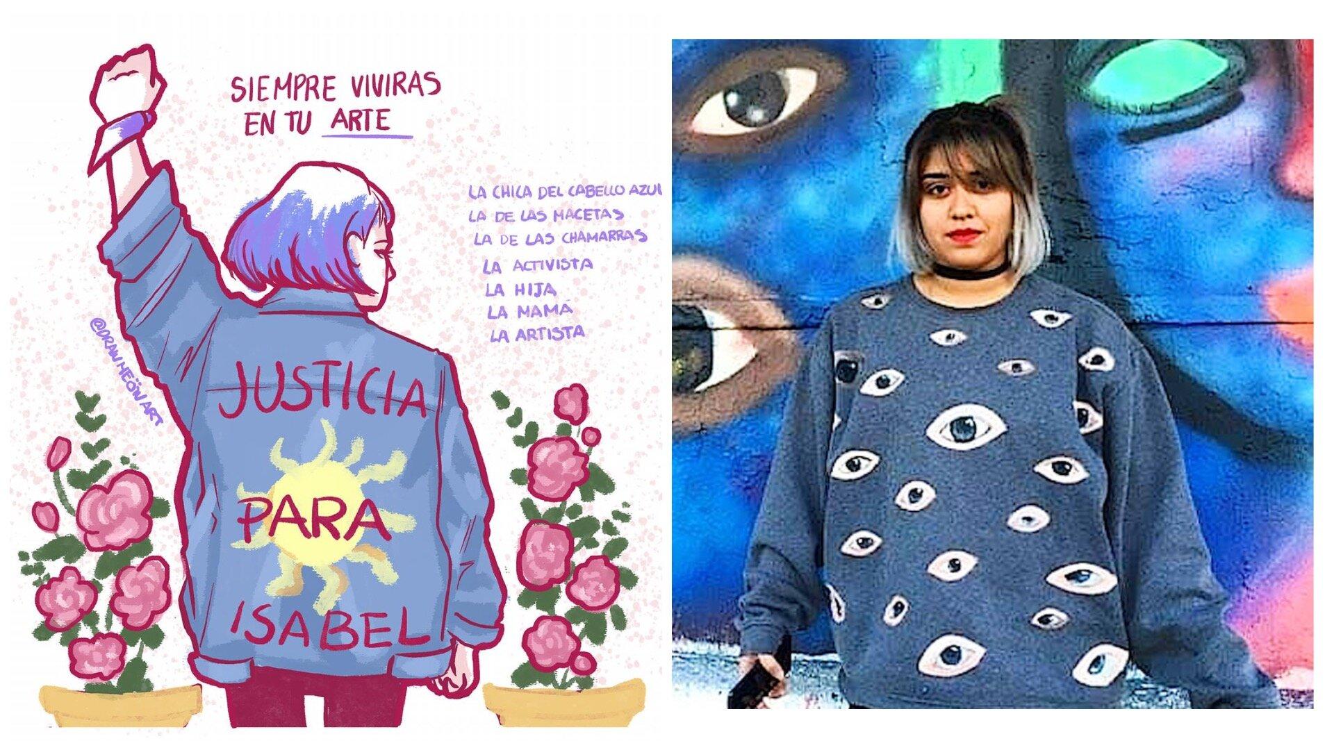 Мексиканську художницю та феміністку вбили в центрі міста Сьюдад-Хуарес