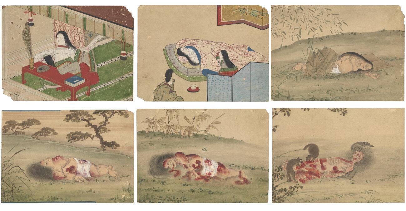 Японська акварель в 8 світлинах