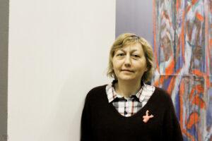 Оксана Баршинова про музейне кураторство та колекцію сучасного мистецтва