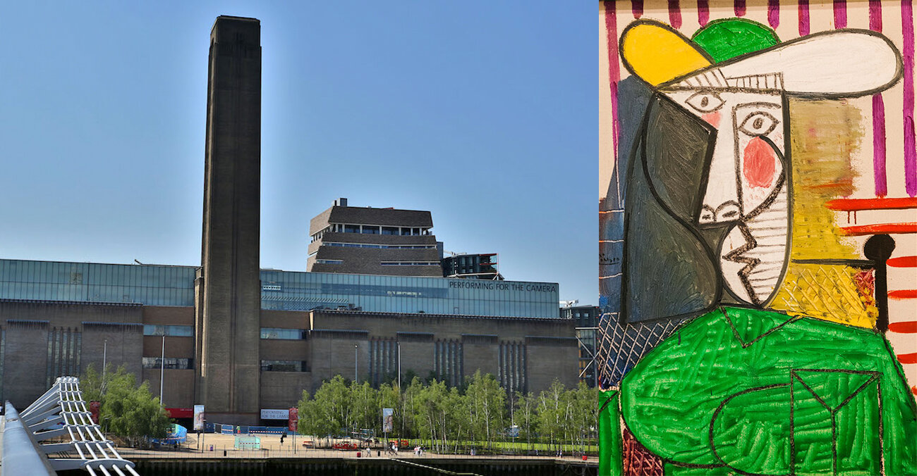 У Tate Modern хлопець зруйнував картину Пікассо