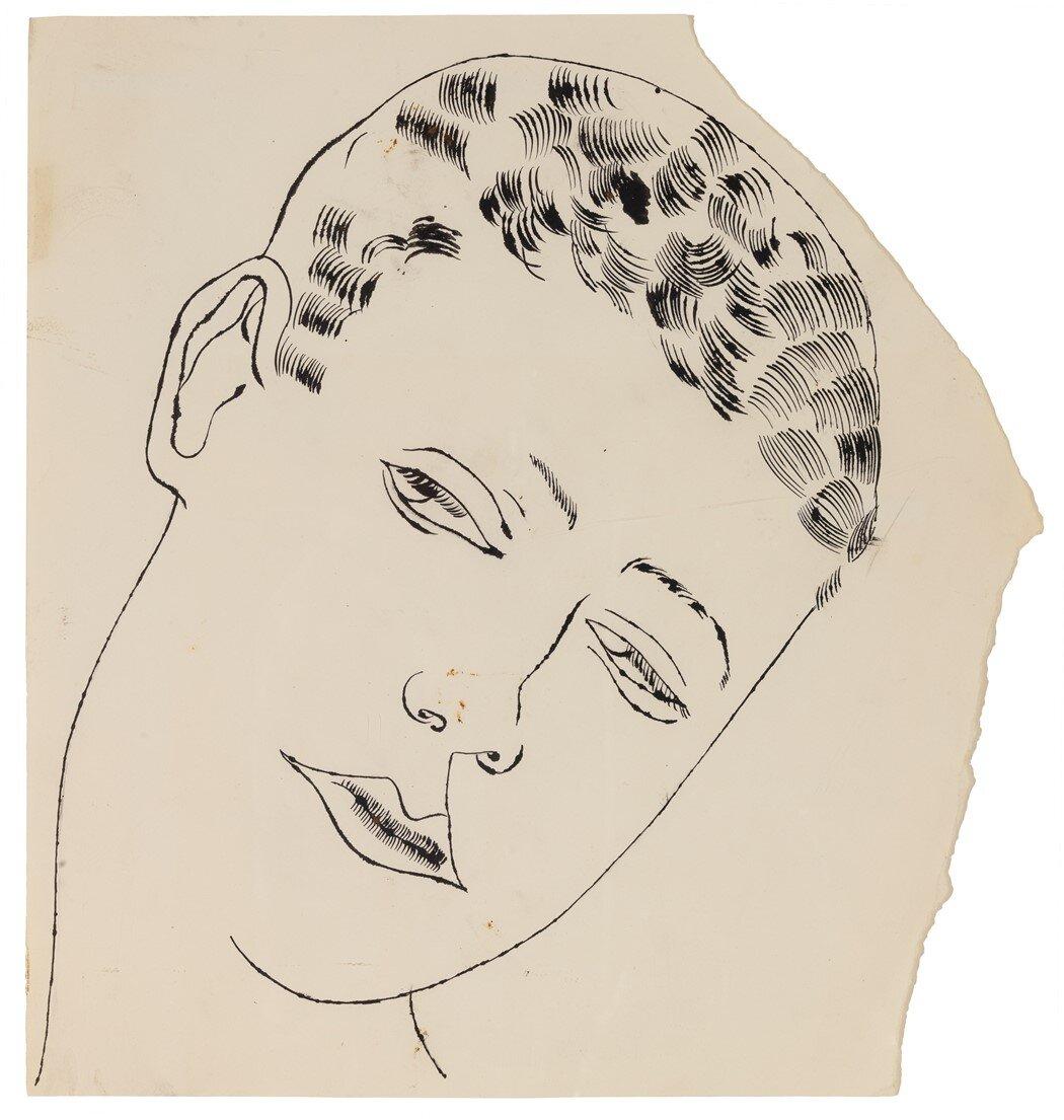 3 раніше неопублікованих еротичних малюнків Енді Ворхола