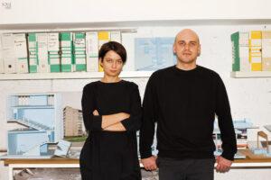 Архітектурне бюро «ФОРМА»: розмова з Іриною Мірошниковою та Олексієм Петровим