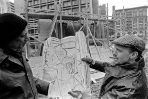В Осло будівлю зі сграфіто Пікассо знесуть