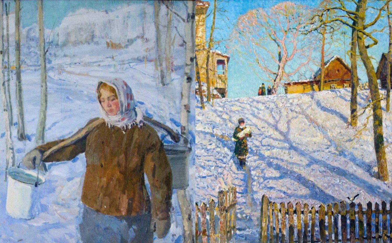 У Кмитівському музеї відреставрують картини