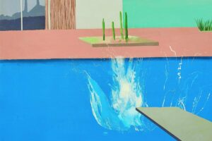 Картину Девіда Хокні продали майже за 30 мільйонів доларів