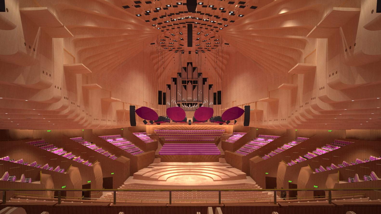 У Сіднеї триває ремонт Оперного театру, його вартість — 150 мільйонів доларів