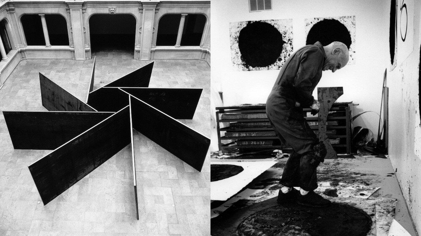 Під Берліном відкриють парк скульптур з роботами Ай Вейвея і Річарда Серри