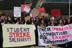 У Великобританії страйкують університети