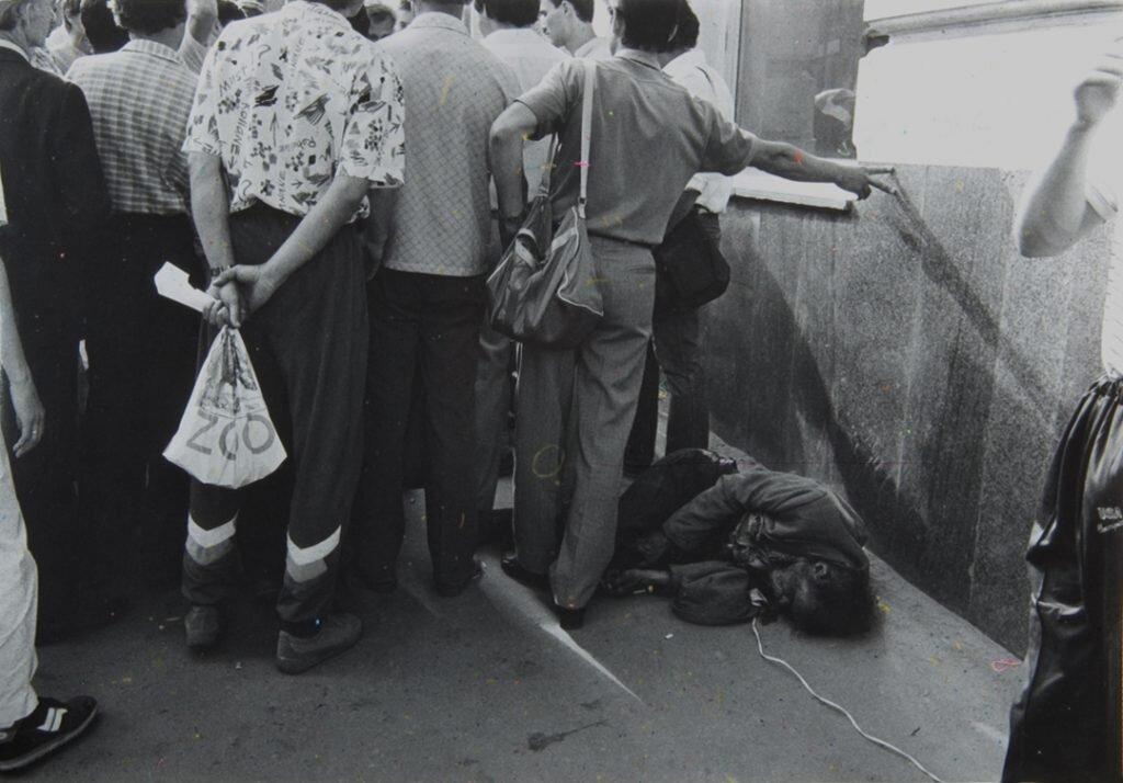 В поисках среднего: тема героя в харьковской фотографии рубежа 1980-х–2000-х