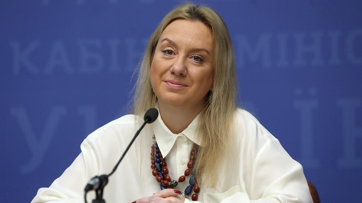 Світлана Фоменко тимчасово очолила Міністерство культури