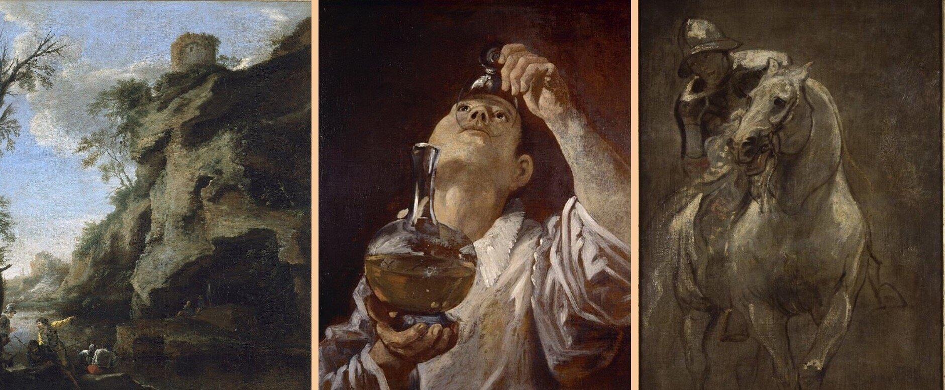 З галереї Оксфордського університету викрали 3 картини