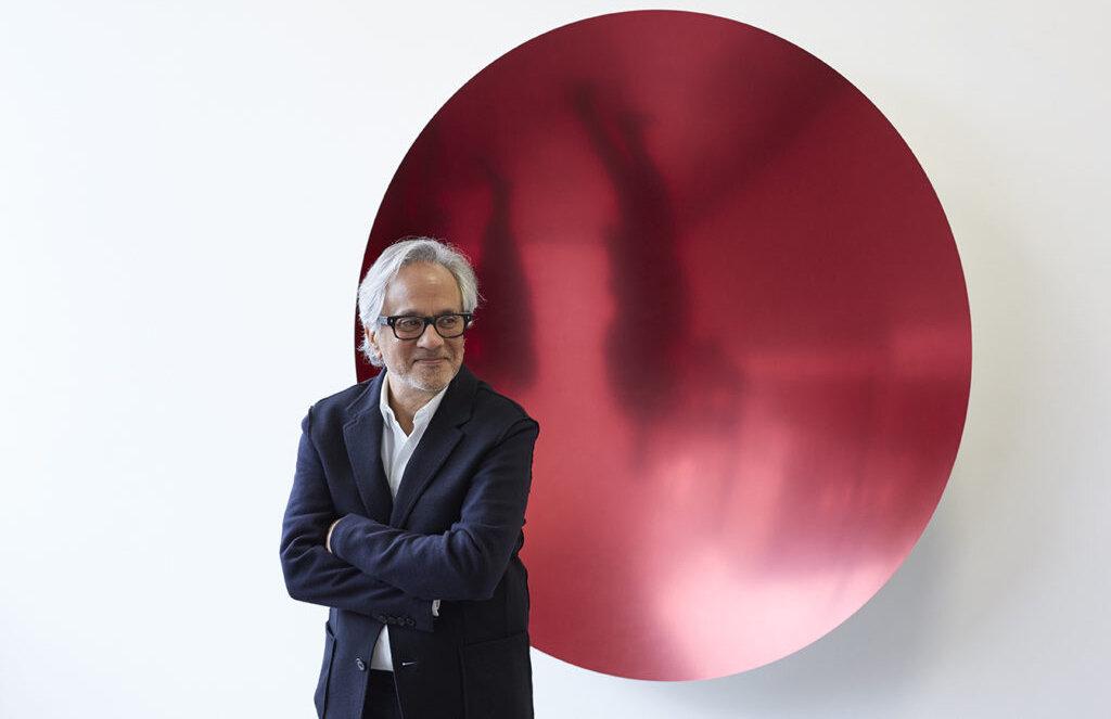 Під час Венеційської бієнале 2021 пройде персональна виставка Аніша Капура
