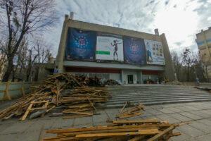 Київський кінотеатр «Краків» відремонтують