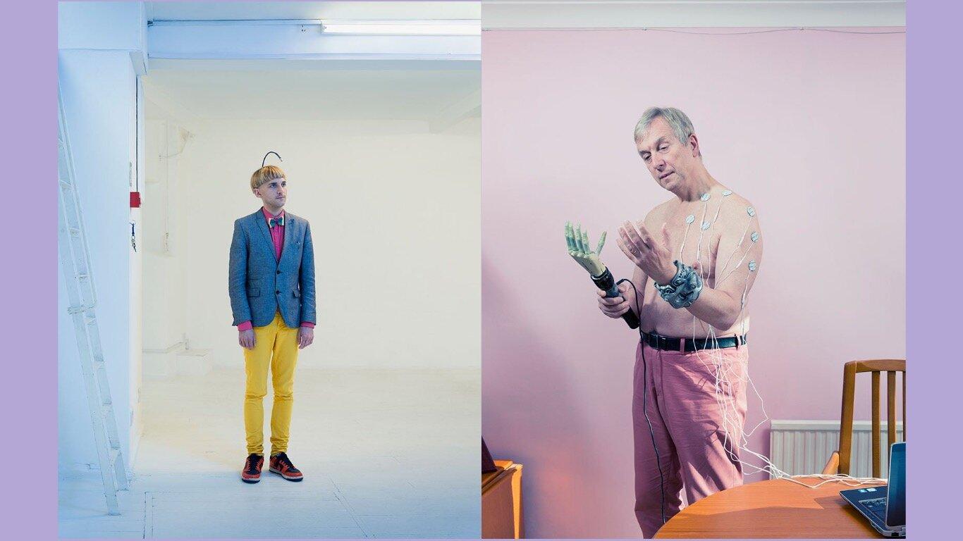 Лондонські фотографи представили проєкт про трансгуманізм
