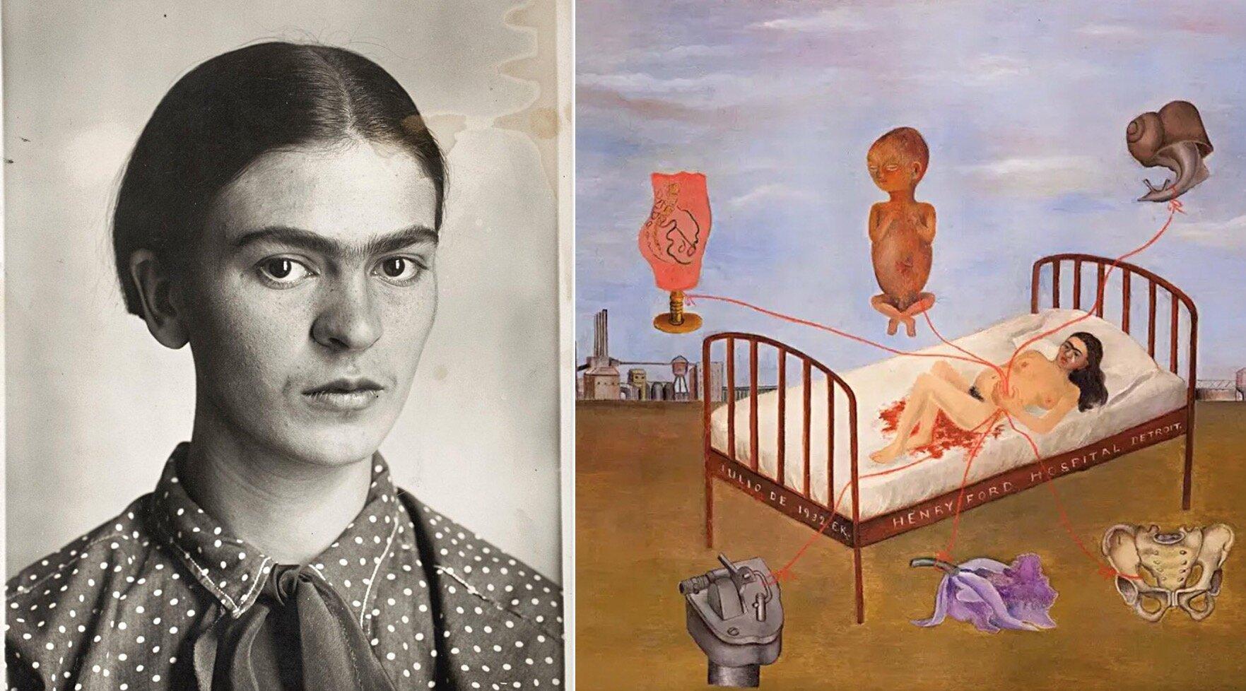 33 музеї долучилися до створення віртуальної виставки Фріди Кало