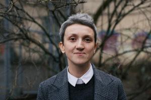 Дарія Бадьйор про редакторську позицію, критику та політику інтерв'ю