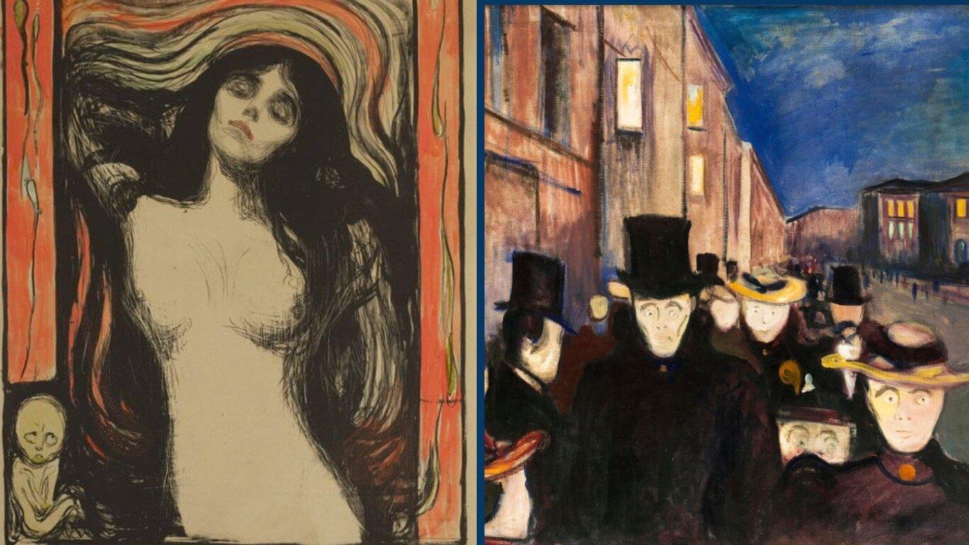 Художній музей Базеля досягнув згоди з нащадками щодо робіт Едварда Мунка