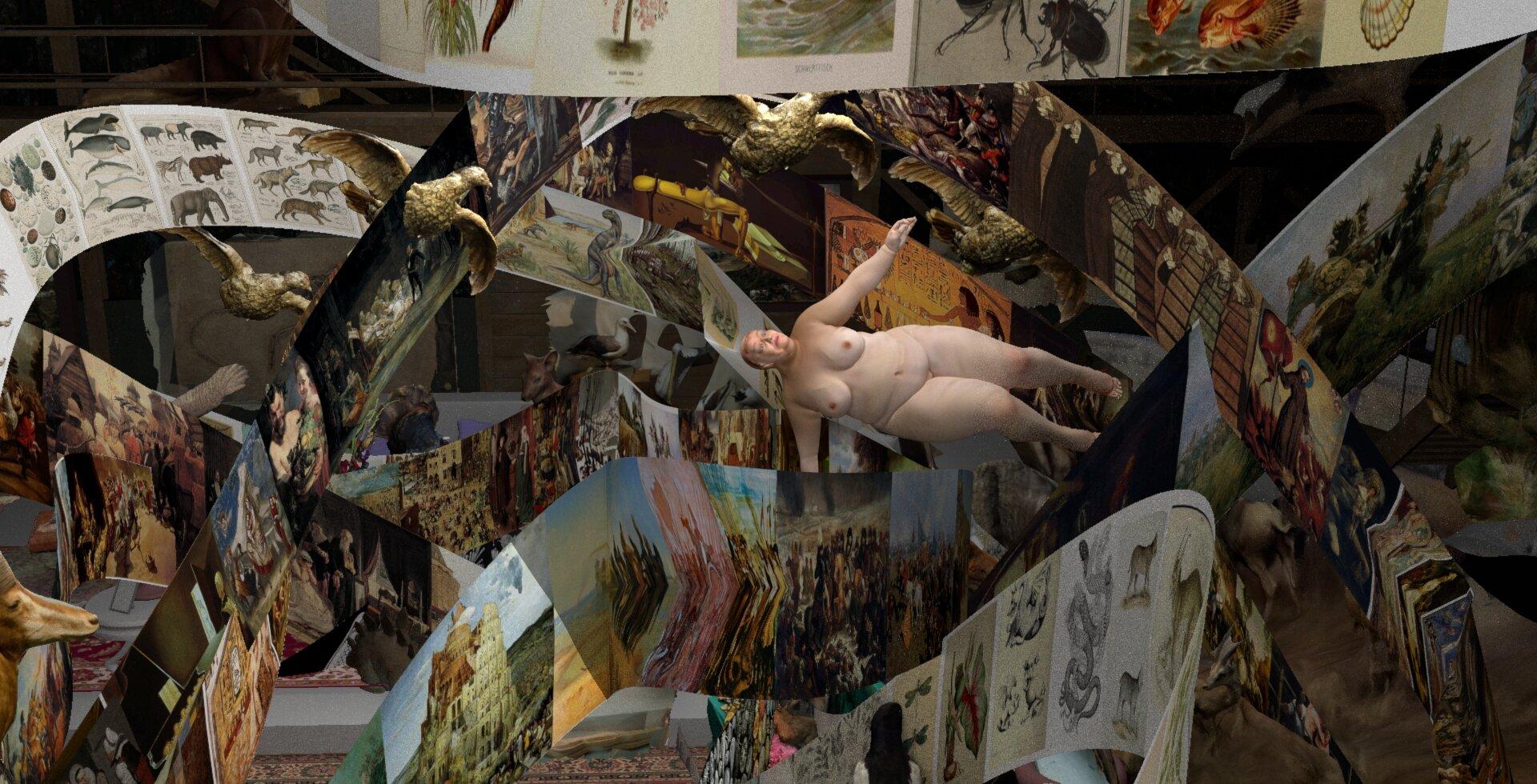 Почти там…  Цифровой опыт «Музея без стен»