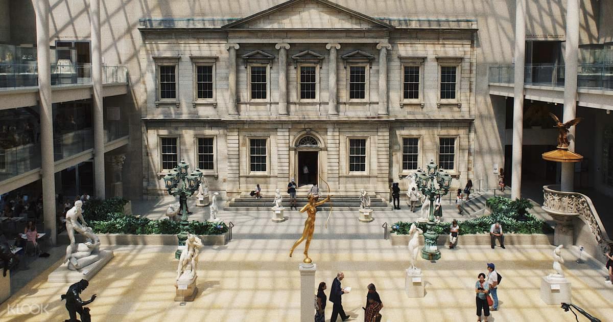 10 найпопулярніших виставок The Metropolitan Museum of Art