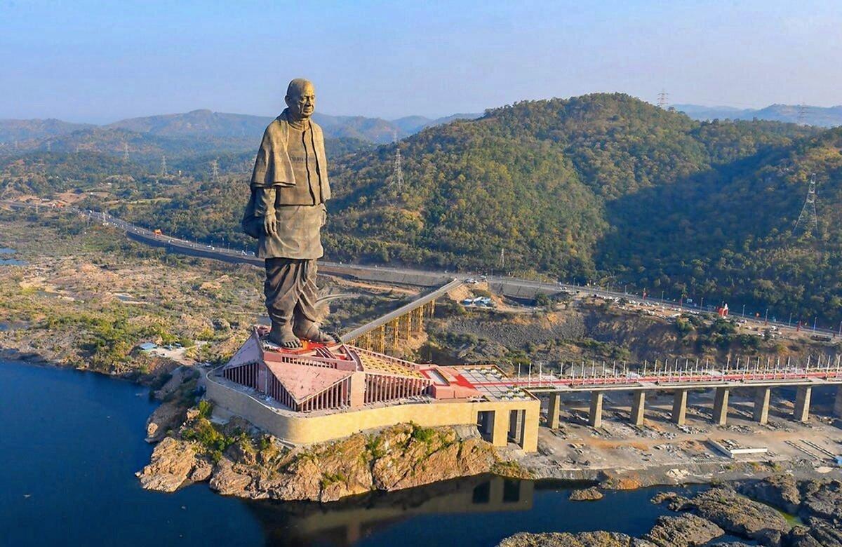 Невідомий хотів продати найбільшу в світі статую за 4 мільярди доларів