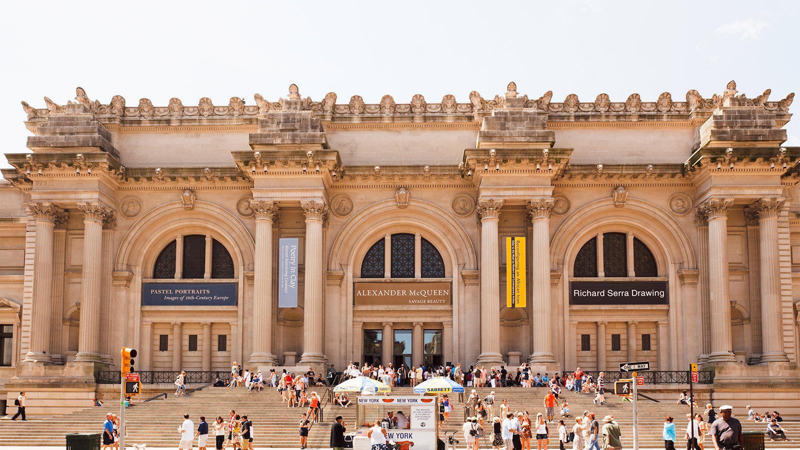 Музей Метрополітен виплатить зарплати працівникам до 2 травня 2020 року