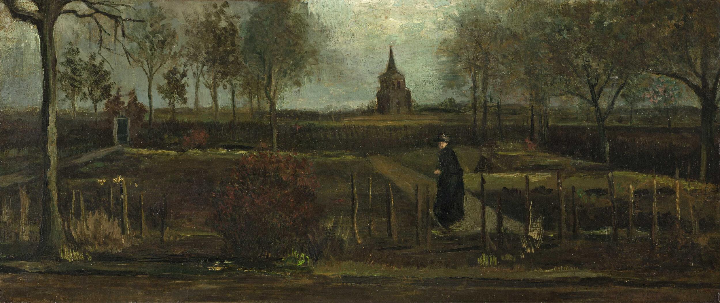 В Нідерландах картину Ван Гога викрали за допомогою кувалди