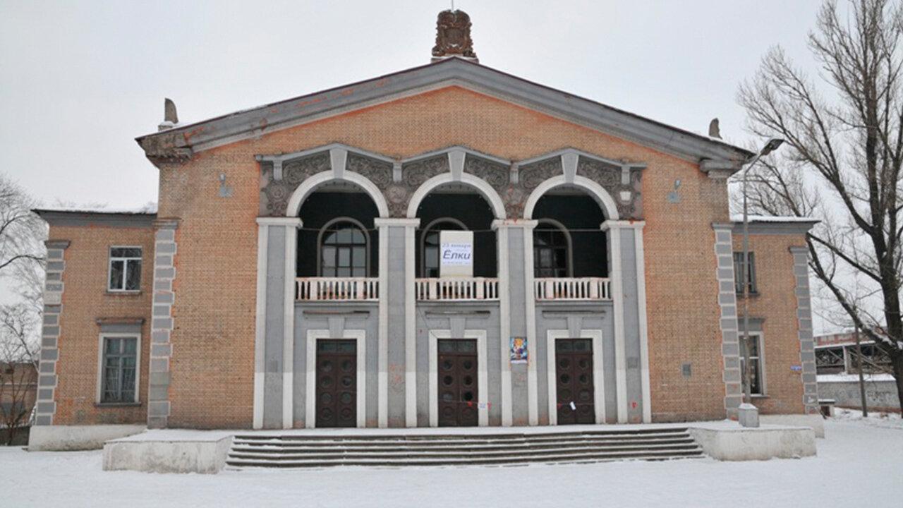 У Слов'янську в Центрі культури й довкілля сталася пожежа