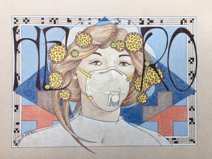 В США художники прикрасили диспансер лікарні