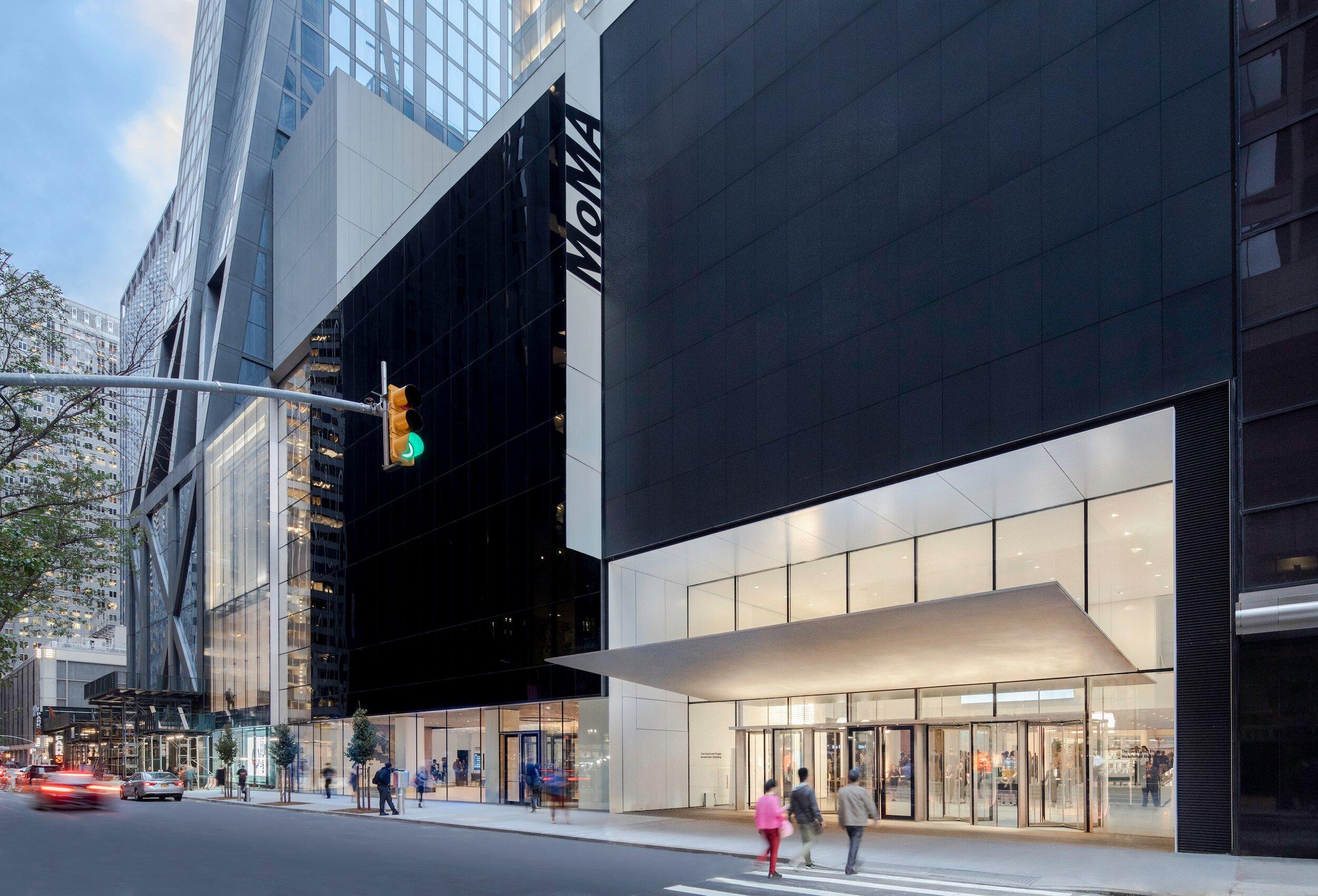 MoMA розірвав контракти з усіма позаштатними викладачами