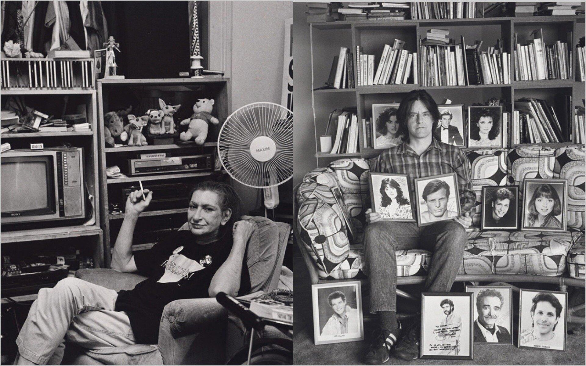 Особливі портрети: 10 знімків квір-людей Роберта Джарда