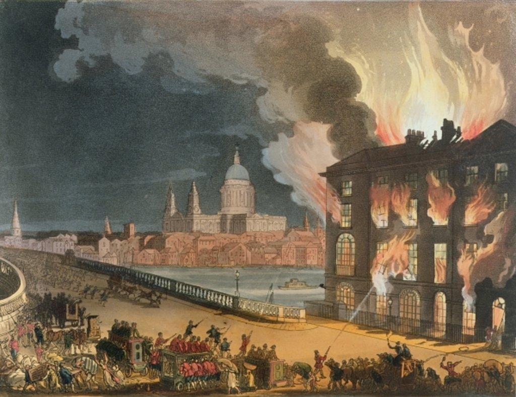 У Лондоні високий ризик пожеж у закритих музеях