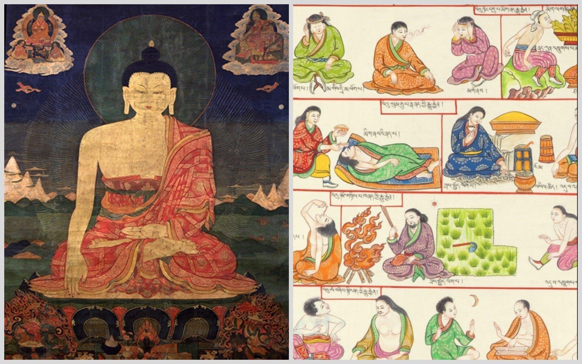 Музей гімалайської культури запустив серію відео із порадами щодо медитації