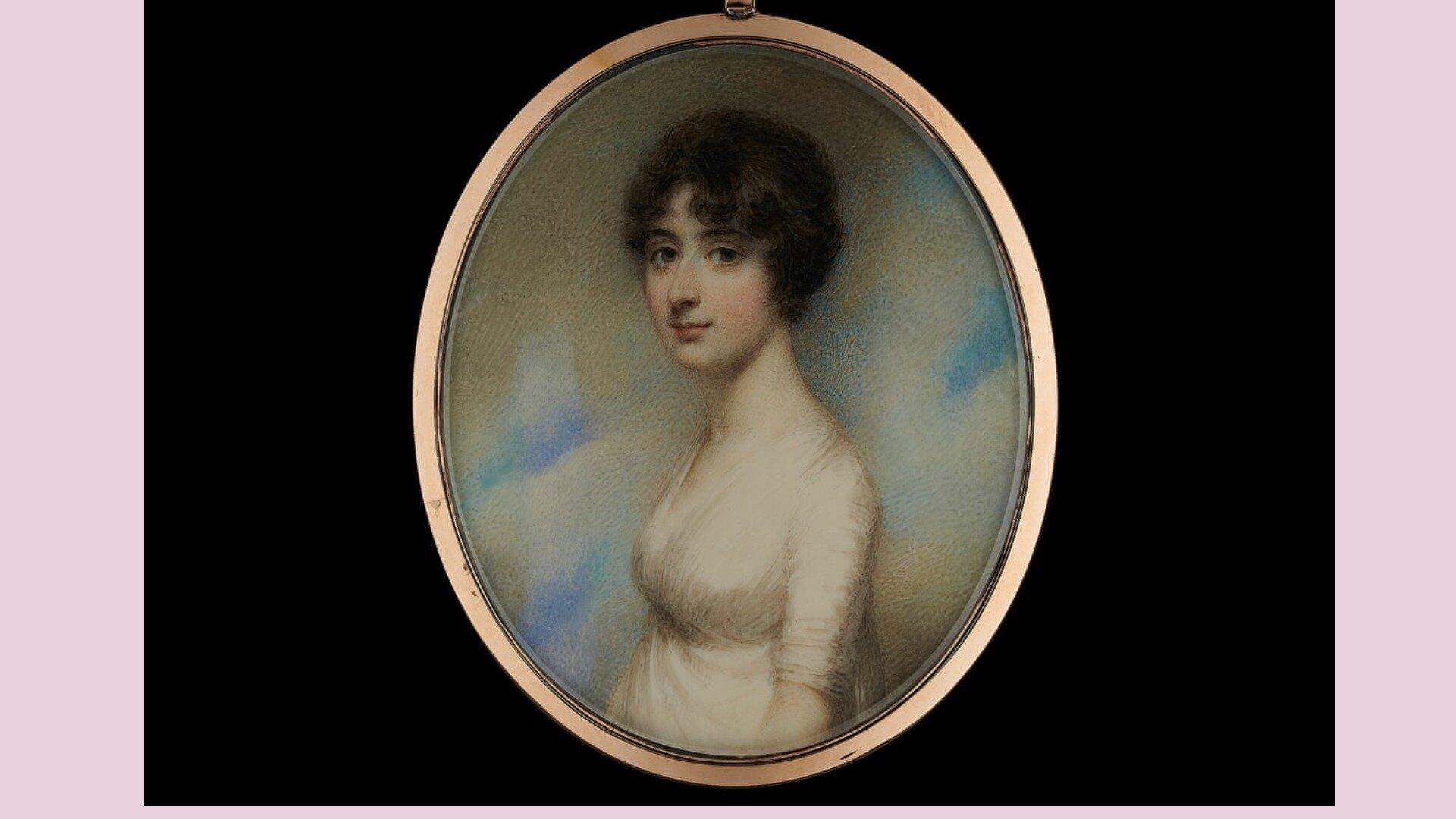 У музеї в Британії знайшли портрет прототипки героїні роману Джейн Остін