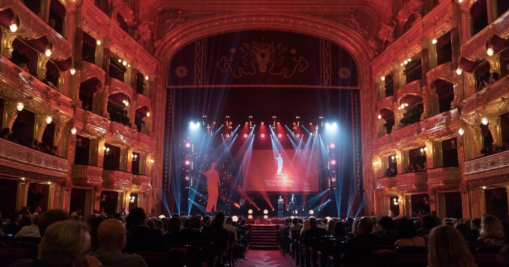 Одеський кінофестиваль запустить серію ефірів з представниками кіноіндустрії